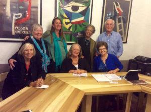 Poetry Café Bellas Artes Advisory Committee