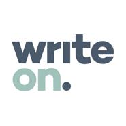 Write on.