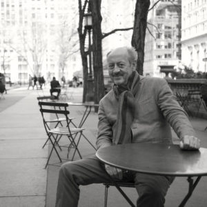 Billy Collins (Photo by Bill Hayes)
