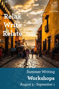 2017 Summer Writing Workshops