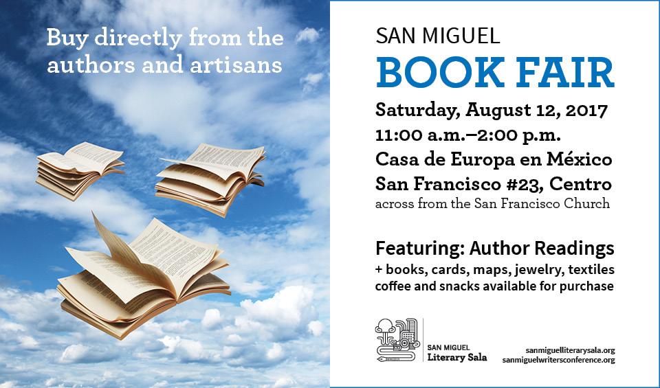 2017 San Miguel Book Fair