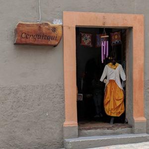 Solamente en San Miguel is available at Cenquizqui