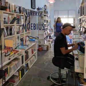 Solamente en San Miguel is available at Librería Moebius