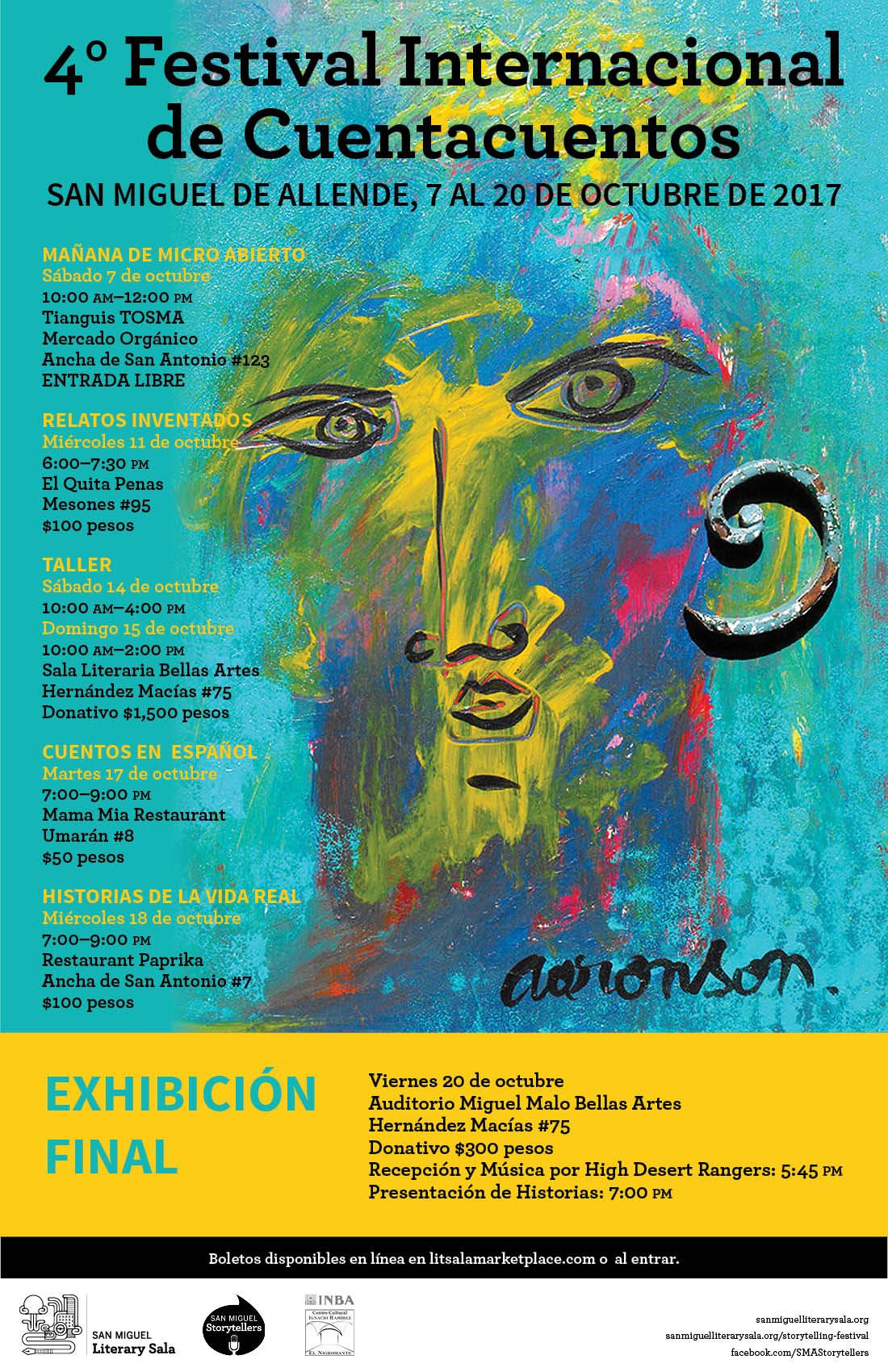 Festival de Cuentacuentos 2017