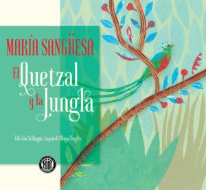 """""""El Quetzal y la Jungla"""" by María Sangüesa"""