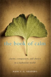 """The Book of Calm"" by Nancy Shapiro"