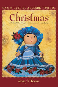 """Joseph Toone will be reading from """"San Miguel Secrets: Christmas"""" at the San Miguel Literary Sala"""